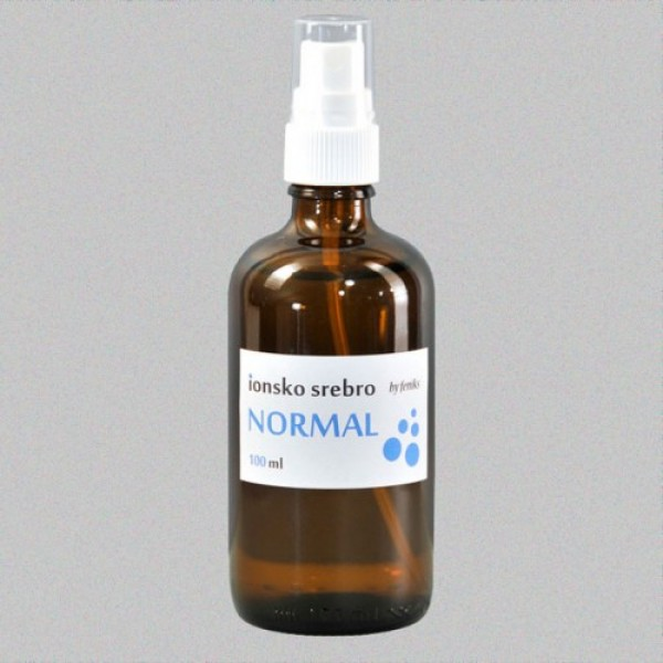 NORMAL 100 ml s raspršivačem